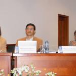 Richard Calderón - Asamblea Nacional del Ecuador, Tarquino Orellana - Universidad del Azuay