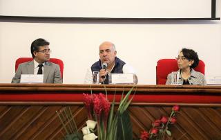 Intervención del Sr. Xavier Torres, Ministro de Desarrollo Urbano y Vivienda, y Presidente de la Comisión del SNDU y PT